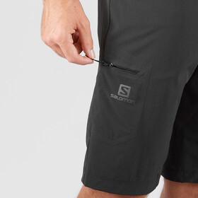 Salomon Wayfarer Shorts Men, black